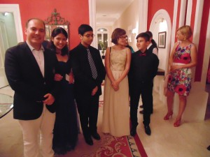 Malta International Music Competition and Masterclass 2014